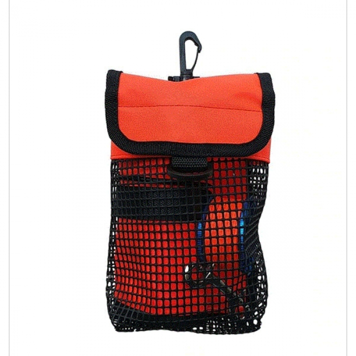 Safety Marker Buoy Mesh Gear Bag