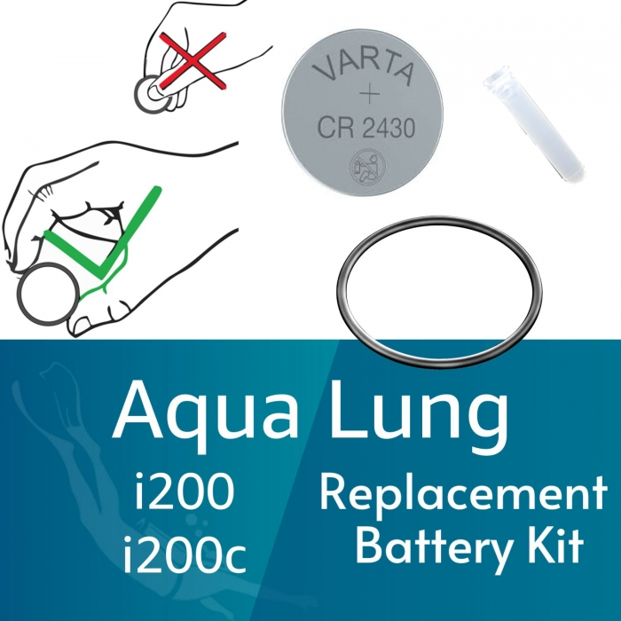 Aqualung Battery Kit For i200, i200c