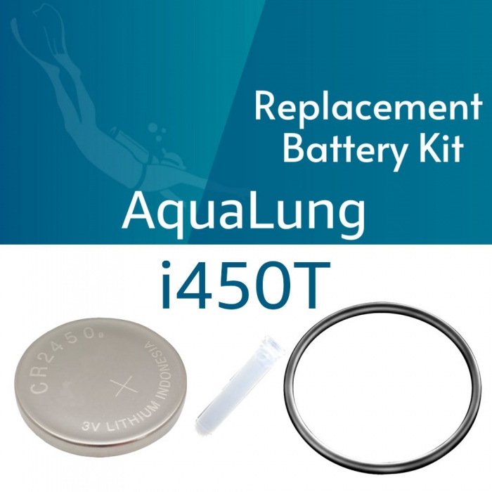 Aqualung Battery Kit For I450T