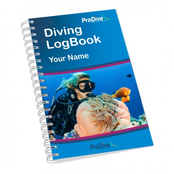 Dive Log Books (4)