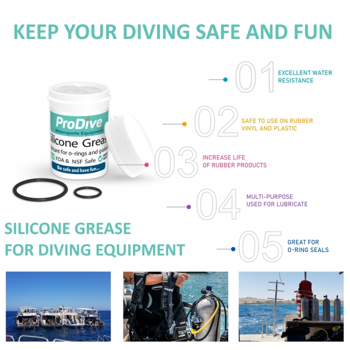 Silicone Grease Lubricant 20 ml