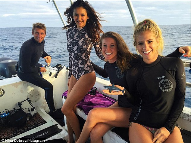 New trend among celebrities – SCUBA diving instead of Fitness